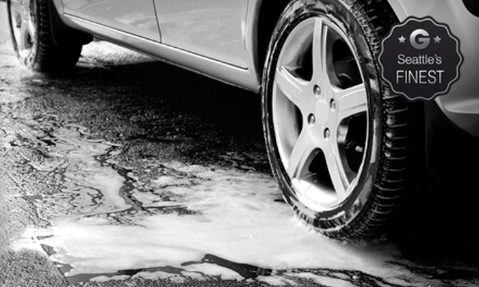 Derek's Auto Detail and Hand Car Wash - Multiple Locations: #5 Exterior Wash or #4.5 Quick Interior Detail at Derek's Auto Detail and Hand Car Wash (Up to 55% Off)