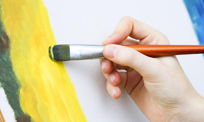Athena Art - ATHENA ART: Corso di disegno artistico e pittura soggettiva (sconto fino a 75%)