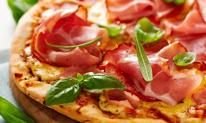 Le Pergamene - Le Pergamene Di Giarrusso Alberto: Menu pizza con antipasto, dolce e birra o bibita in piazza Marina (sconto fino a 63%)