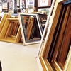 Up to 80% Off at Frames USA & Art Gallery