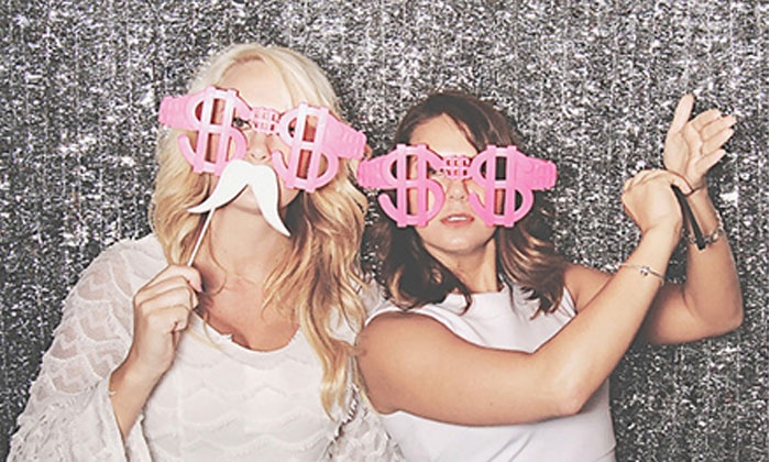 Famous William Company - Famous William: Weekend or Weekday Photo-Booth Rental of Up to 12 Hours from Famous William Company (50% Off)