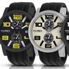 Haurex Turbina II Collection Men's Watch