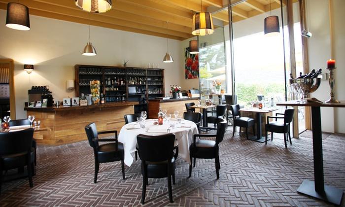 Keuken Van Hackfort : Diner met of gangen prosecco keuken van hackfort groupon