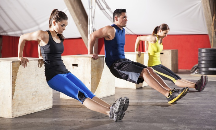 Fit X - Multiple Locations: 10 or 20 Small Group Fitness Sessions at Fit X (93% Off)