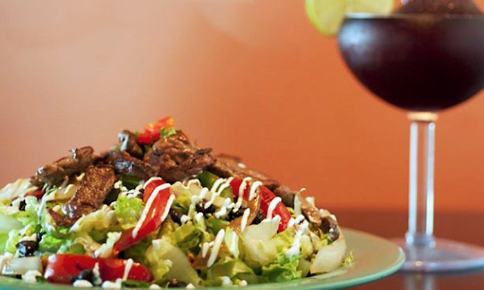 Taco Vida - Paradise Cove: Mexican Dinner at Taco Vida (44% Off). Two Options Available.