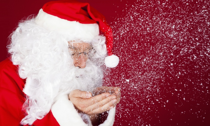 """27 Santas & An Elf Called Kevin"" - Emelin Theatre: ""27 Santas & An Elf Called Kevin"" at Emelin Theatre on December 20 or 21 (Up to 43% Off)"