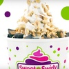 Half Off Frozen Yogurt at Sweet n Swirly