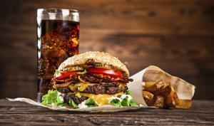 LA CASA: Burger ou pizza avec dessert au choix pour 2 ou 4 personnes dès 19,90 € à La Casa Aubière