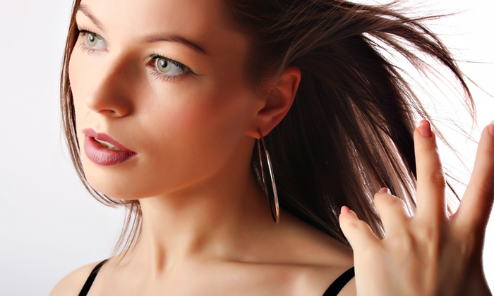 Jack Winn Salon & Body Center - Mariners Mile: Blow-Out, Deep-Conditioning Treatment, and Optional Haircut at Jack Winn Salon & Body Center (Up to 64% Off)
