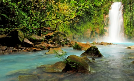 3-, 4-, or 5-Night Costa Rica Trip for Two with Arenal Volcano Package from Ecoterra