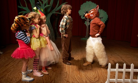 Eight-Week Musical-Theater Camp for Ages 2–5 or Ages 6–12 at Music to My Ears (Up to 76% Off)
