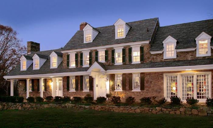Chimney Hill Estate & The Ol' Barn Inn - Lambertville, NJ: Two-Night Stay with Dining Voucher and Wine Tasting at Chimney Hill Estate & The Ol' Barn Inn in Lambertville, NJ