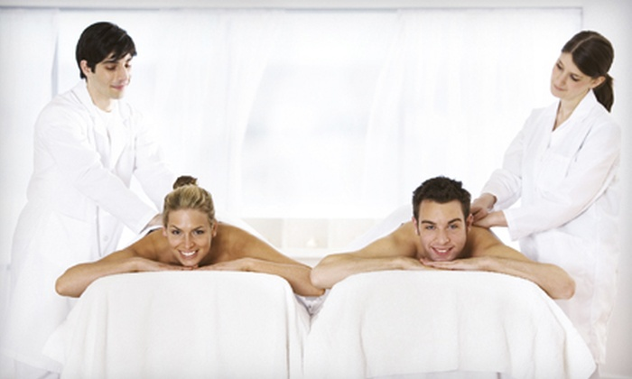 Massage Spa & Beyond - Massage Spa & Beyond: Individual or Couples Spa Package with Massage, Body Wrap, and Facial Treatment at Massage Spa & Beyond (Up to 75% Off)
