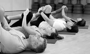 Movement Journeys: 5, 10, or 20 Dance, Fitness, and Yoga Classes at Movement Journeys (Up to 74% Off)