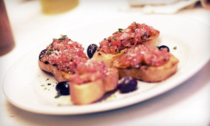 My Way Ristorante - Willow Springs: $20 for $40 Worth of Italian Food at My Way Ristorante