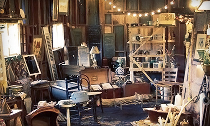 Rippavilla - Vintage Marketplace: Swanky Plank Vintage Marketplace for Two or Four on July 11–13 at Rippavilla (Up to 56% Off)