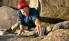 Apex Ex - Boulder: Half or Full Day of Rock Climbing from Apex Ex (Up to 70% Off)