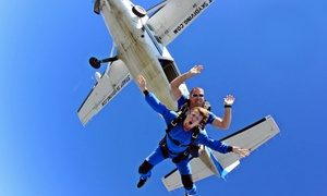 Start Skydiving: Tandem-Skydiving Jump for One or Two with Optional Video from Start Skydiving (Up to 54% Off)