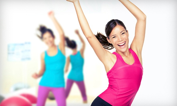 Amanda Edwards Dance - Multiple Locations: 10 or 20 Dance Aerobics Classes, or Three Months of Unlimited Classes at Amanda Edwards Dance (Up to 83% Off)