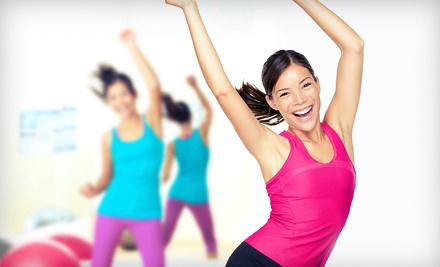 10 Dance Aerobics Classes (up to a $60 value) - Amanda Edwards Dance in Edmonton