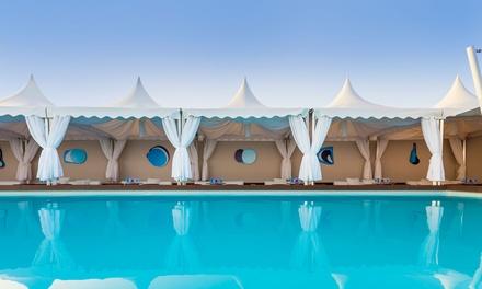 Acceso a zona chill out con piscina, hamaca y mojito para 2 o 4 en Gorbea Terraza Chill Out (70% de descuento)
