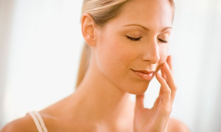 $55 for 60-Minute Facial with Take-home Anti-Aging Cream and Firming Serum at Mapleshade Spa ($196.50 Value)