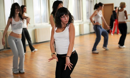 10 Dance Classes from U4ria Dance Studio (70% Off)