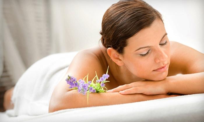 Renew Beauty Med Spa - NorthPark Center - Upper Level: $119 for a Spa Package at Renew Beauty Med Spa ($395 Value)