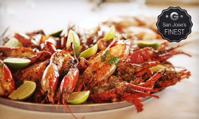 Bobby's Krazy Krabs - Little Kabul,Centerville: $15 for $30 Worth of Cajun Seafood at Bobby's Krazy Krabs