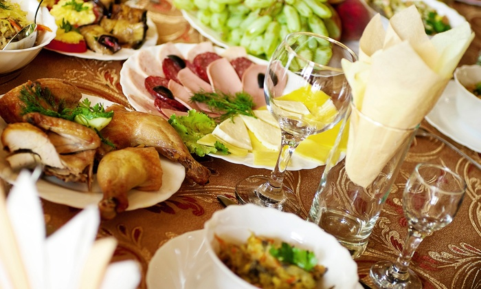 Sliced Tomatoes Catering - Ventura: $165 for $300 Worth of Catering Services at Sliced Tomato's