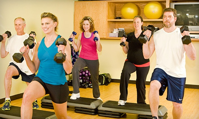 Energy Center Fitness Club - Mount Horeb: 10 or 20 Group Classes at Energy Center Fitness Club (Up to 61% Off)