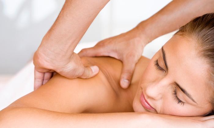 Salvatore Angelo/Sa'Lon Salon - Salvatore Angelo / Sa'Lon Salon: $65 for Aromatherapy and Crystal Healing Massage at Salvatore Angelo/Sa'Lon Salon ($130 Value)