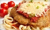 Ambrosia Restaurant - Woodlawn Park: Italian Cuisine for Two, Four, or Six at Ambrosia Restaurant (Up to 53% Off)