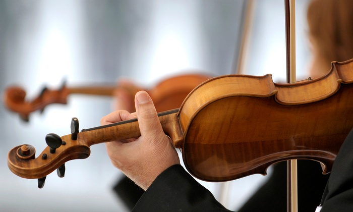 Corona Symphony Conservatory - Corona: $25 for Four One-Hour Beginner String Orchestra Classes at Corona Symphony Conservatory ($50 Value)