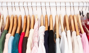 Combined Laundry Services: Combined Laundry Services: Voucher Towards Dry Cleaning, Laundry Services or Alterations from £8 (Up to 50% Off)