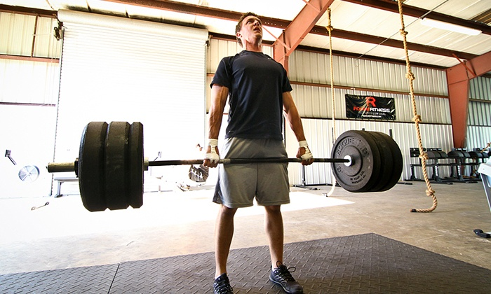 CrossFit Ocala Second to None - Ocala: 5 or 10 CrossFit Classes at CrossFit Ocala Second to None (Up to 55% Off)
