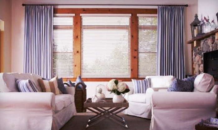 Budget Blinds - West Cloverdale: $99 for $250 Worth of Window Coverings at Budget Blinds in Meridian