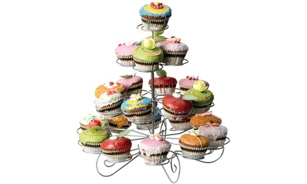 Four-Tier Cupcake Stand