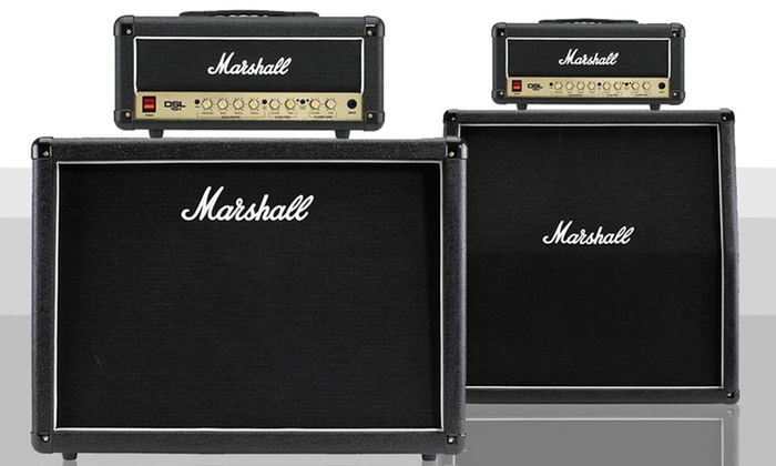 Marshall Guitar-Amp Combos with 15-Watt Head and Speaker Cabinet: Marshall  Guitar - Marshall Guitar-Amp Combos Groupon Goods