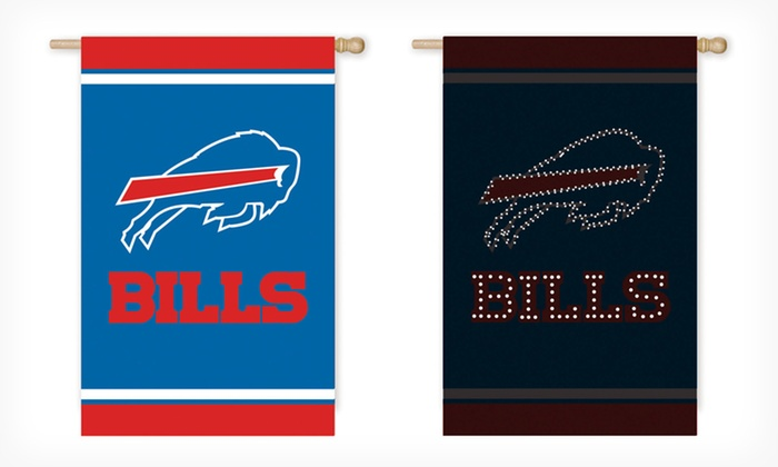 $21.99 for an NFL Fiber Optic Flag. Multiple Options Available. Free Shipping and Returns