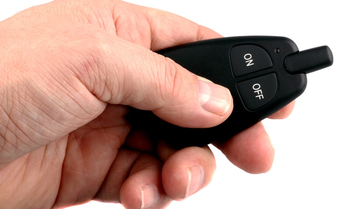Tint World - Charlotte: $110 for a Remote Car Starter with Installation at Tint World ($241 Value)