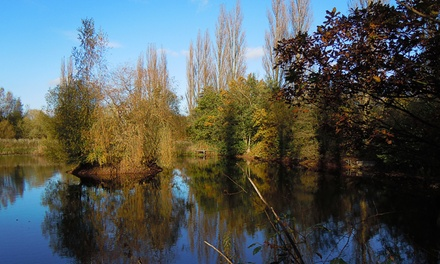 One-Year Joint or Family Membership with Warwickshire Wildlife Trust (Up to 58% Off)