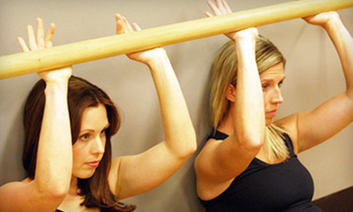Studio 3 Fitness - Spring Hill: $29 for Five BarreAmped Classes at Studio 3 Fitness ($70 Value)