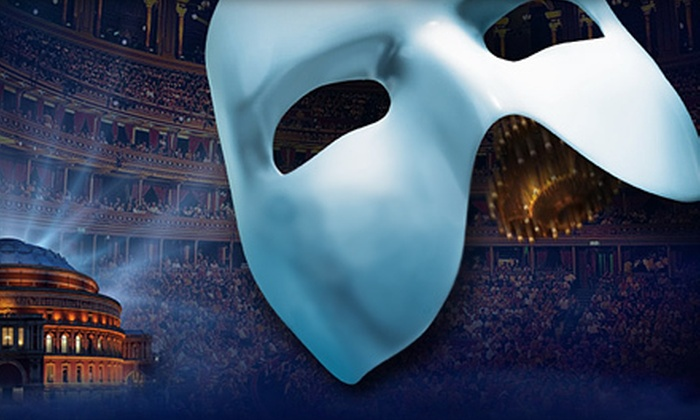 """""""The Phantom of the Opera"""" in HD - State Theatre: $8 to See """"The Phantom of the Opera"""" in HD at the State Theatre on Saturday, September 22, at 2 p.m. (Up to $15 Value)"""