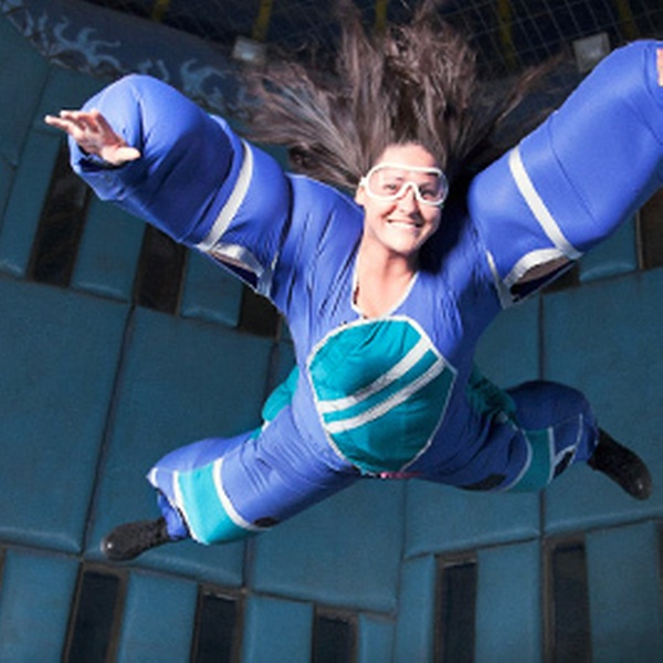Indoor Skydiving for One or Five - Vegas Indoor Skydiving | Groupon