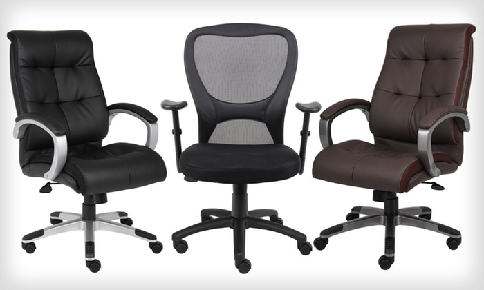 Up To 53 Off Boss Office Chairs