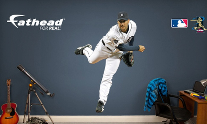 Fathead: One or Two Wall Graphics with Shipping from Fathead (Up to 49% Off)