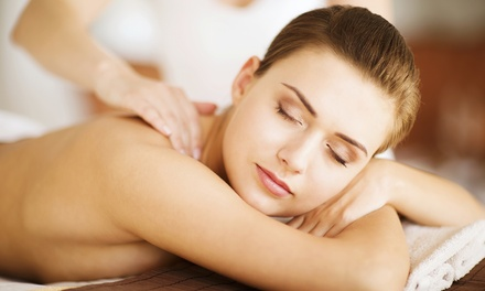 One, Two, or Three 60-Minute Customized Massages at Monarch Mountain Massage Therapy (Up to 52% Off)
