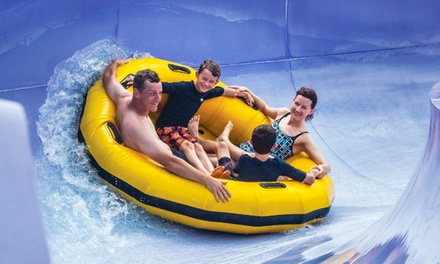 $15 for One Weekday Admission to Raging Waves Waterpark ($29.99 Value)