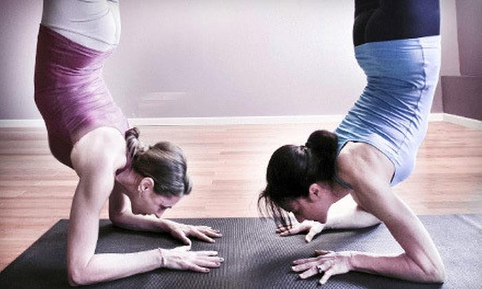 Ignite Yoga Center - Livingston: 5 or 10 Yoga Classes at Ignite Yoga Center in Livingston (Up to 67% Off)